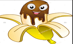 INNOCENT CHOCOLATE BANANA