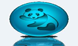 Blue Pandas